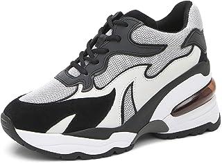 ASH Women's Dragon Black/Silver/White Sneaker, Size US 9 (EU 39)