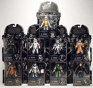 Star Wars Black Series 3 3/4-Inch Action Figures Wave 7 2015
