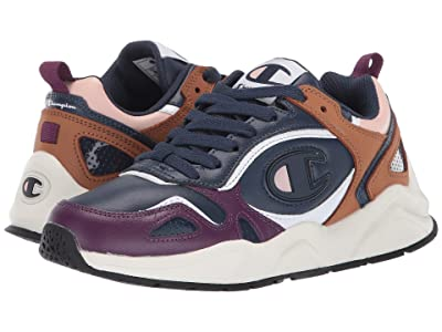 Champion NXT (Navy/Venetian Purple/B. Sepia) Women