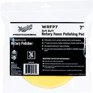 Meguiar'sRotaryFoamPolishingPad- 7 Inch, Wrfp7, H1.25 X W8.5 X D8 inches