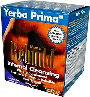 Yerba Prima Cleanse Men Renew Intrnl Kit