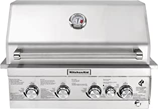 KitchenAid 740-0780 Built-in Propane Gas Grill