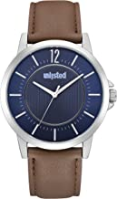 UNLISTED WATCHES Men's 'Sport' Quartz Metal and Alloy/Syenthetic Leather Casual Watch(Model: UL50314004/02/03/01)