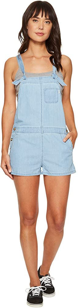 Vans - Gulf Coast Denim Shortall