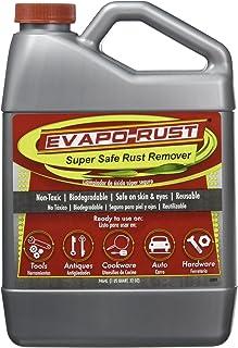 """Evapo-Rust EVAER004 Rust Remover (EVAPO-RUSTâ""""¢, Case of 4-1 Quart Bottles)"""