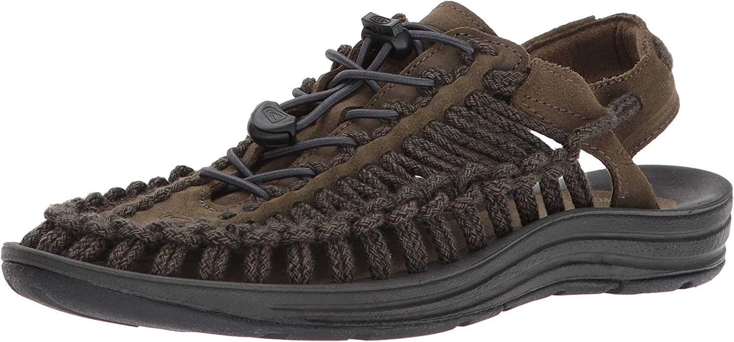 KEEN Men's Uneek Leather-m Sandal