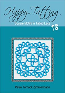 HAPPY TATTING: Square Motifs in Tatted Lace