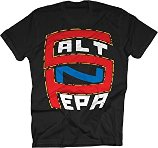 Salt-N-Pepa - S-N-P Logo - T-Shirt