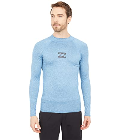 Billabong All Day Wave Performance Fit Long Sleeve Rashguard Men