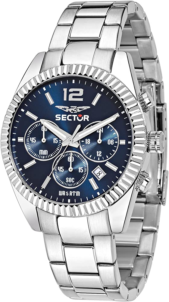 Sector no limits orologio da uomo analogico al quarzo R3273676004