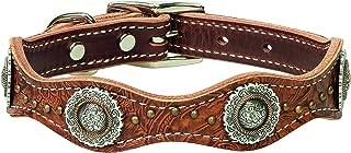 Weaver Leather Western Edge Dog Collar