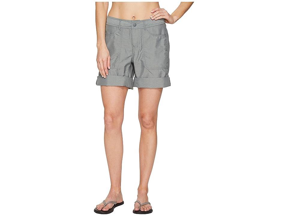 The North Face Horizon 2.0 Roll-Up Shorts (Sedona Sage Grey Heather (Prior Season)) Women