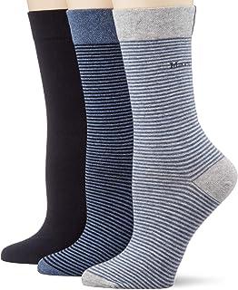 Marc O'Polo Body & Beach Damen Socken 3er Pack