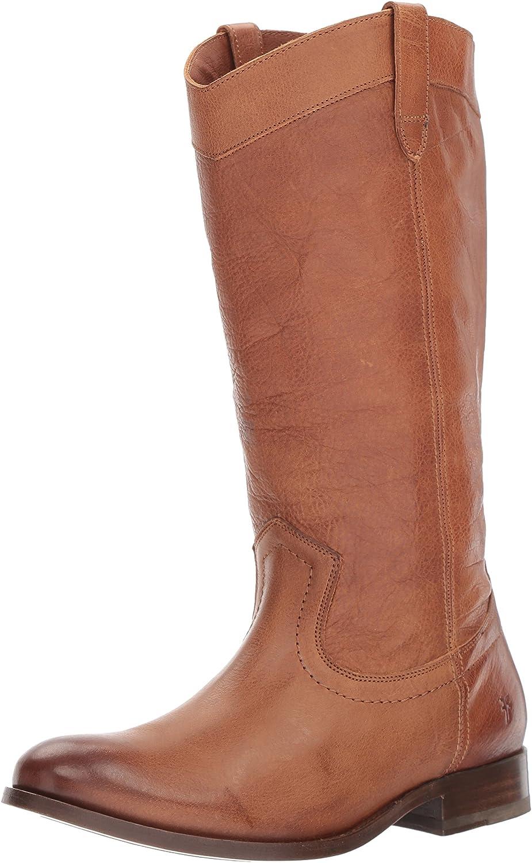 Frye Women's Melissa Pull on Western Boot