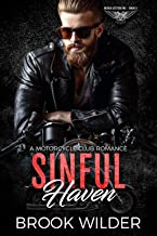 Sinful Haven: A Motorcycle Club Romance (Rough Jesters MC Book 5)