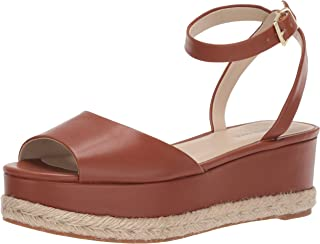Women's Lorelei Platform Ankle Strap Espadrille Wedge Sandal