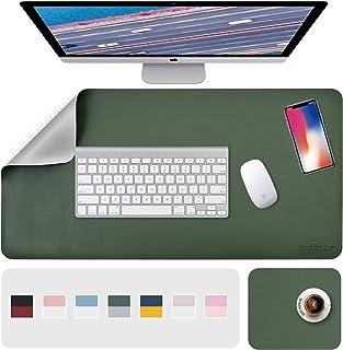 Podkładka na biurko, podkładka pod mysz, podkładka pod mysz, 2 sztuki, 80 x 40 cm + 20 x 28 cm, podkładka na biurko, podkł...