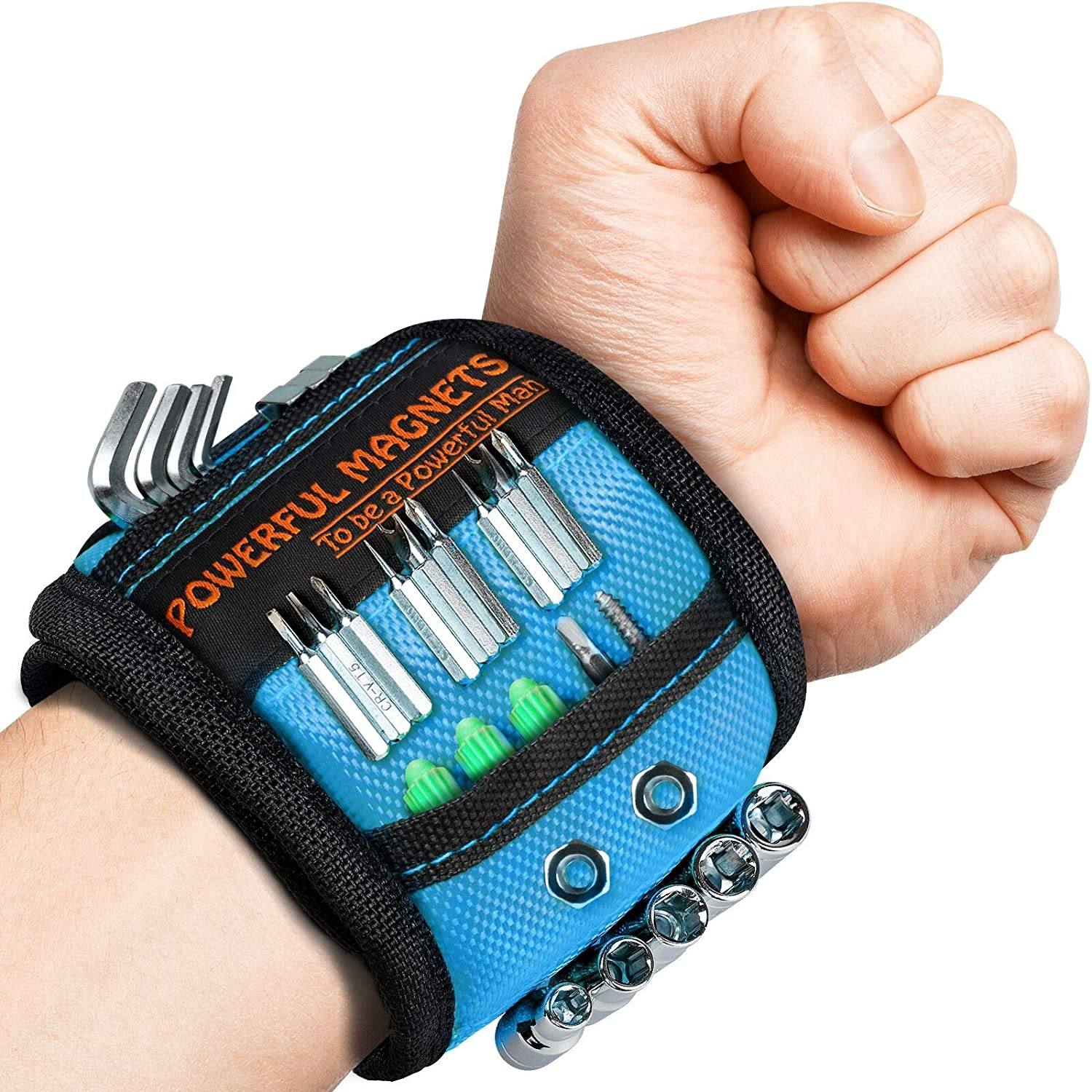 Magnetic Wristband Los Angeles Mall Upgraded Tool Max 55% OFF Wrist Belt Hold