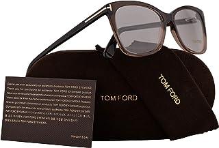8ee00e527a Tom Ford FT5514 Eyeglasses 54-15-140 Dark Brown w Demo Clear Lens