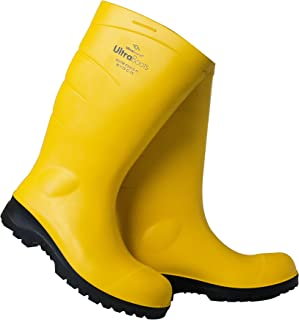 5b72b34df3879 Amazon.com: rubber work boots - Safety & Security: Tools & Home ...