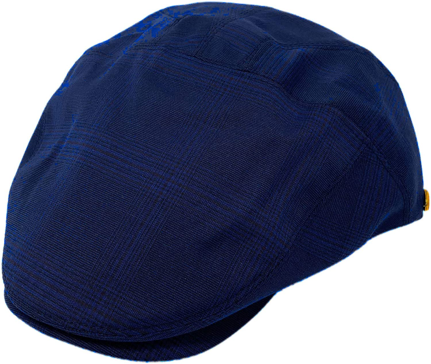 Men's Slim Challenge the lowest price of Japan Summer Max 62% OFF Light Rayon Blend Flat Driver Cabby Ivy Cap Ha