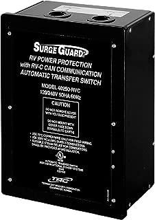 Surge Guard 40350-RVC Hardwire Automatic Transfer Switch - 50 Amp
