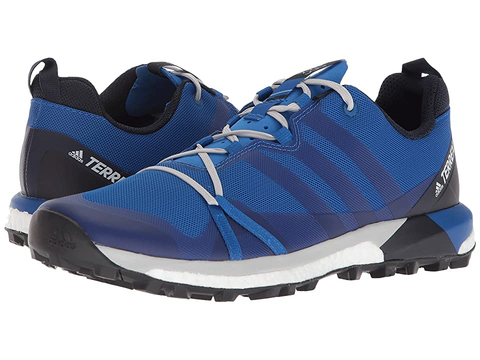 adidas Outdoor Terrex Agravic (Collegiate Navy/Blue Beauty/Grey Two) Men's Shoes