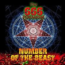 The 666 Pentagram: Number of the Beast