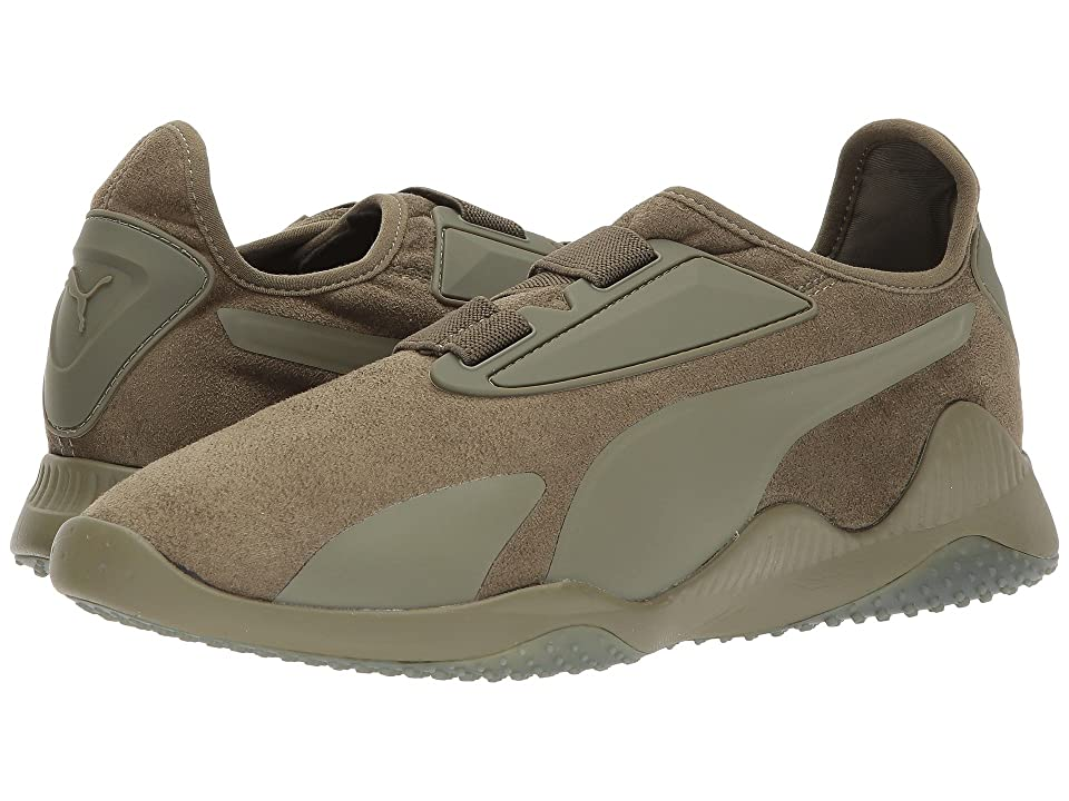 PUMA Mostro Hypernature (Olive Night/Olive Night) Men's Shoes