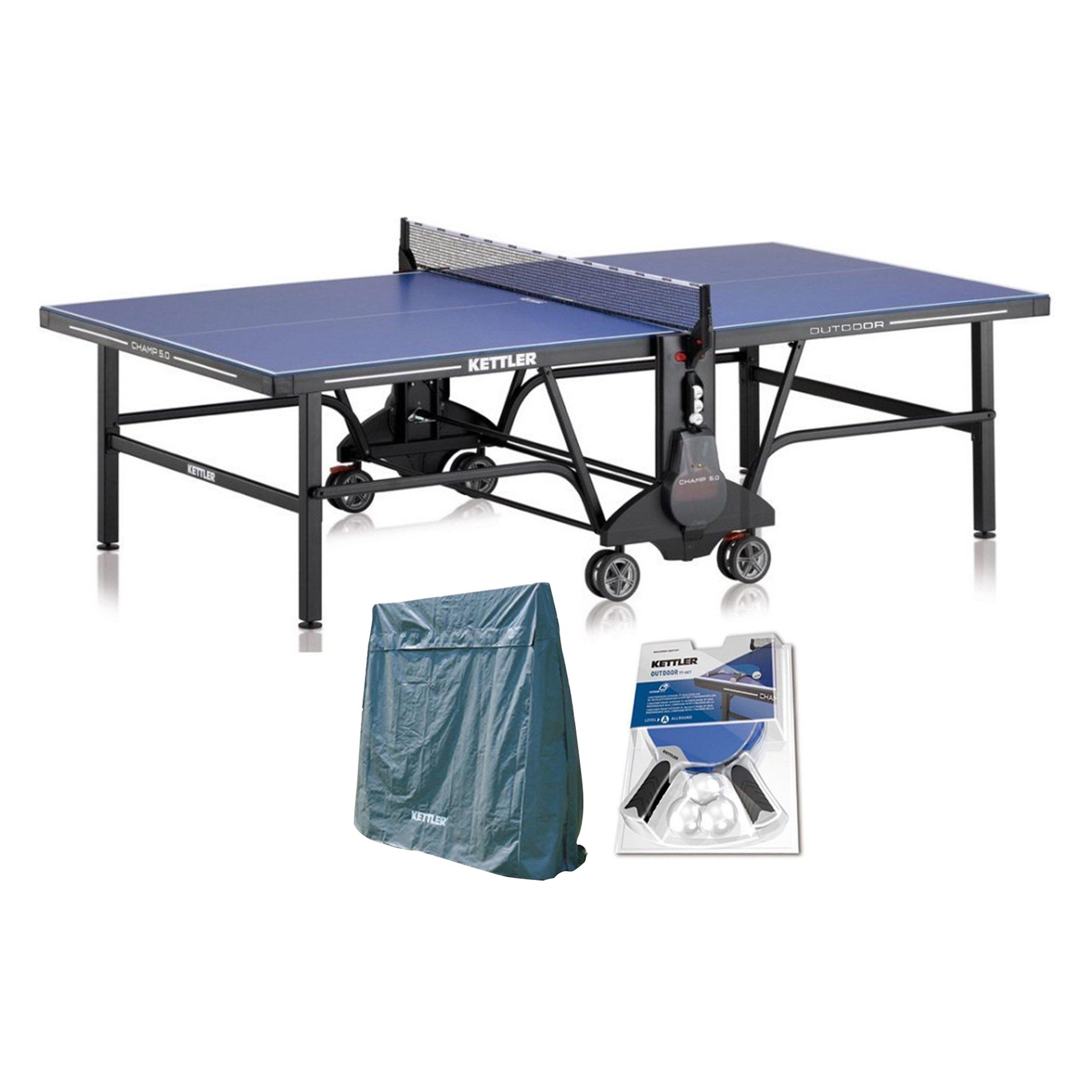 Kettler Outdoor Tennis Accessory Bundle
