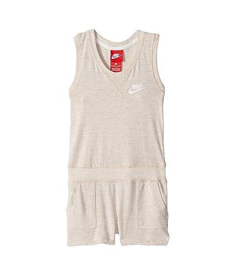 471c3ae9d6b6 Nike Kids Gym Vintage Romper (Toddler) at 6pm