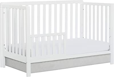 Dream On Me, Ridgefield 5-in-1 Convertible Crib, White