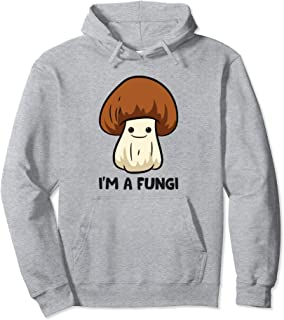Sponsored Ad - I'm A Fun Guy Fungi Mushroom Mycology Mushrooms Pullover Hoodie