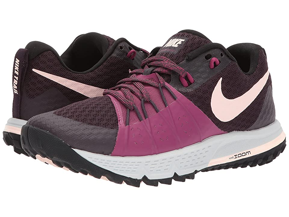 Nike Air Zoom Wildhorse 4 (Port Wine/Sunset Tint/Tea Berry) Women