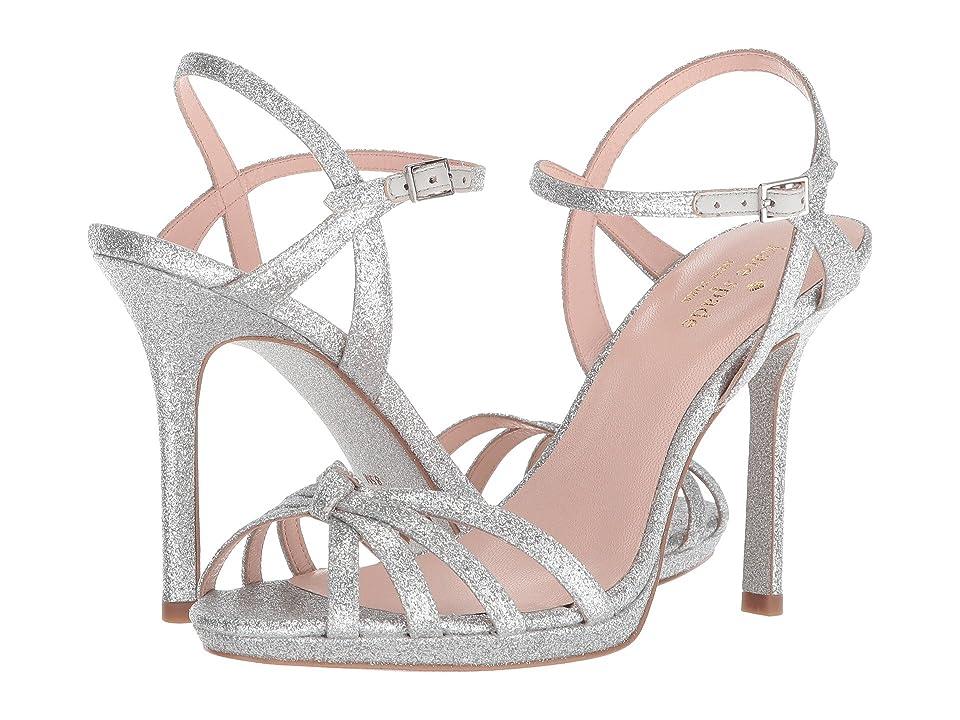 Kate Spade New York Florence (Silver Thin Glitter) Women