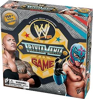 WWE Trivia Game