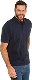 JP 1880 Classic Cotton Pique Polo Shirt 702560