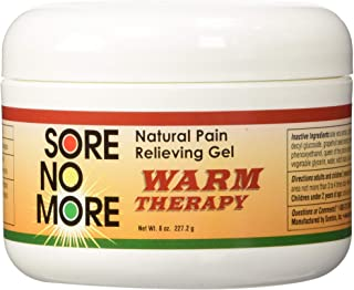 Sore No More Warm 8 oz Jar