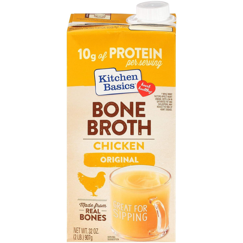 Kitchen Basics Original Chicken Bone Broth, 32 OZ