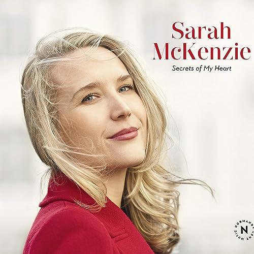 Resultado de imagen para Sarah McKenzie (Álbum Secrets of My Heart - 2019)