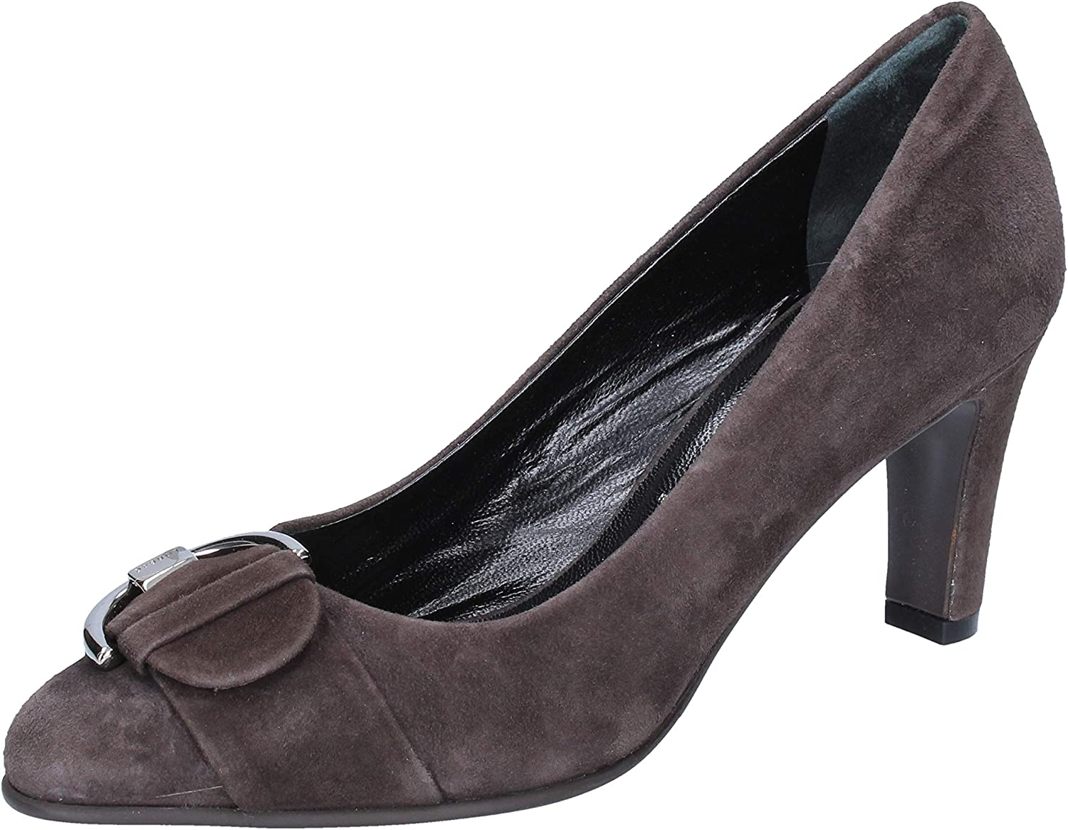 LORBAC Pumps-shoes Womens Suede Brown