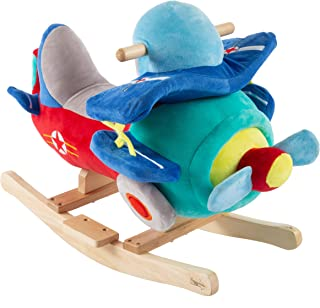 Best wooden airplane rocking toy Reviews