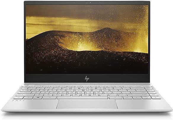 HP ENVY 13-ah1004ng 33 7 cm  13 3 Zoll Full HD IPS Privacyscreen  Laptop  Intel Core i7-8565U  16GB LPDDR3  512GB SSD  Nvidia GeForce MX150 2GB  Windows 10 Home  silber