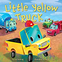 the little yellow car