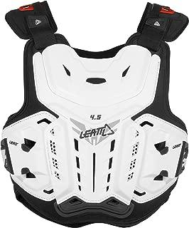 Leatt 4.5 Chest Protector (White, Adult)