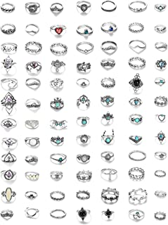 Best ring set sterling silver Reviews