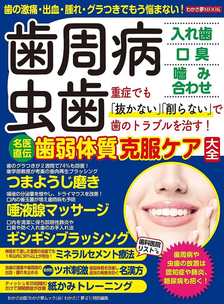 関数レキシコンメーターわかさ夢MOOK123 歯周病?虫歯 名医直伝歯弱体質克服ケア大全 (WAKASA PUB)