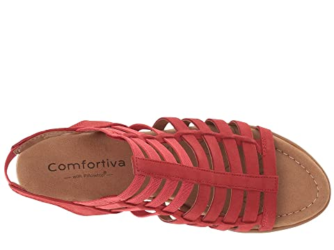 Red Otago Softy Hot Fran Comfortiva 8zE47qxyw