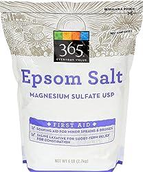 365 EVERYDAY VALUE Epsom Salt, 96 OZ