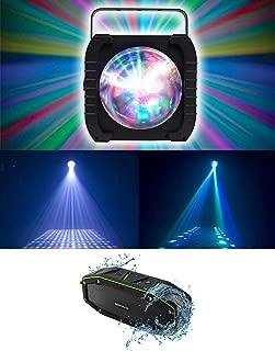 American DJ ADJ REVO 4 IR RGBW DMX DJ/Club Light Moonflower Effect+Free Speaker!